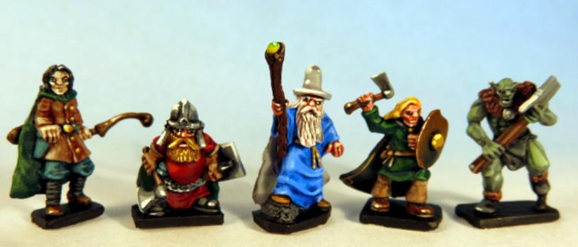 Lords of Fantasy Adventurers