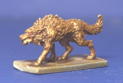 Armies of Arcana Wolfen Great Wolf